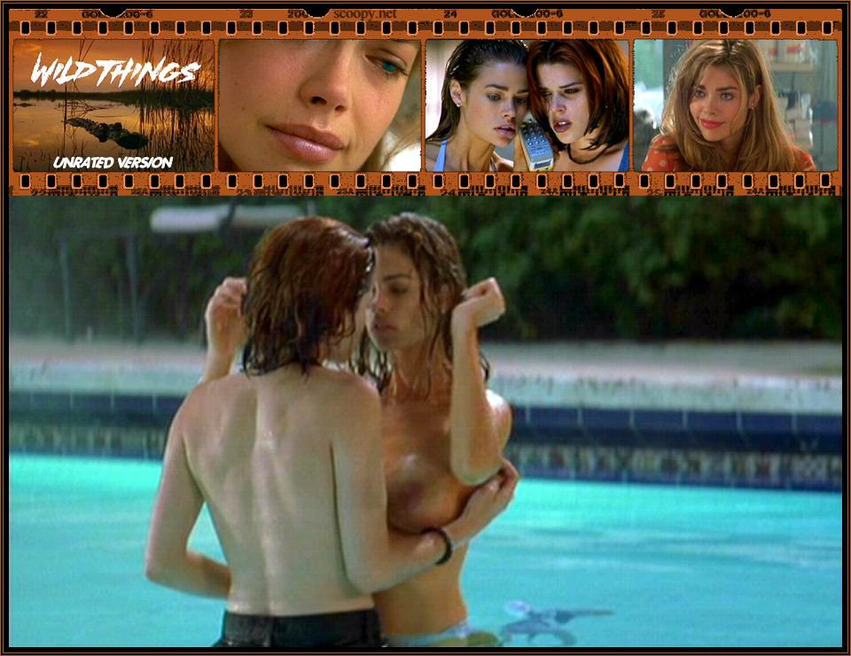 Denise richards tits wild things, huge black juggs interacial movies