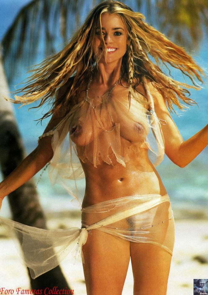 Desnuda Fotos De Denise Richards Desnuda Tetas Pezon Culo Coño