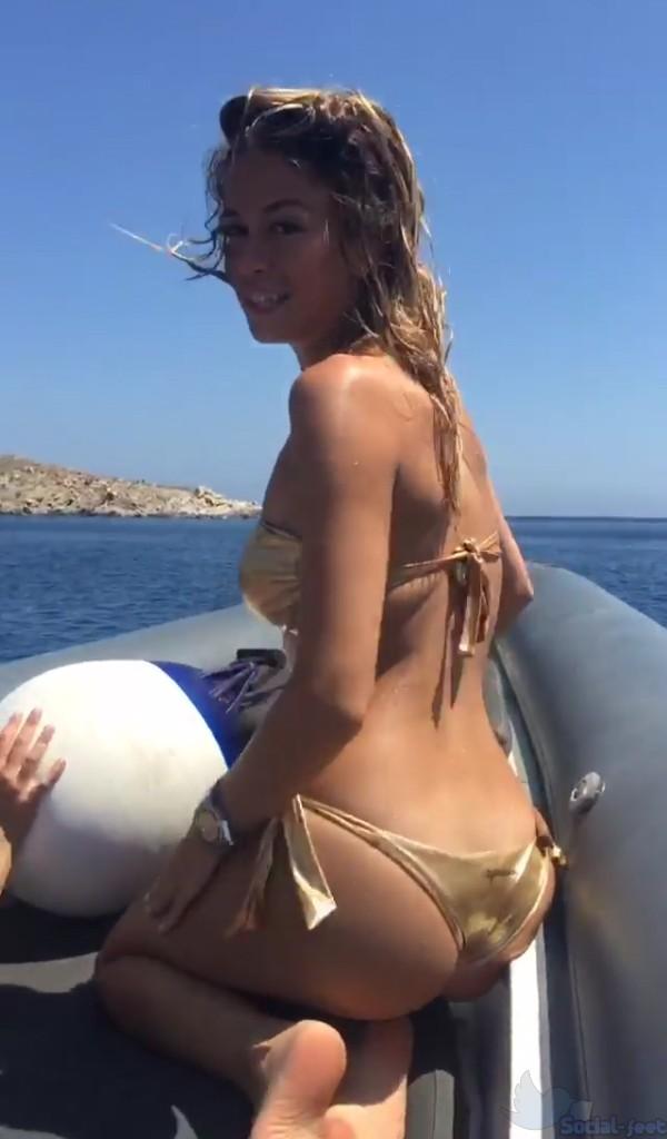 Leotta nudes diletta Diletta Leotta