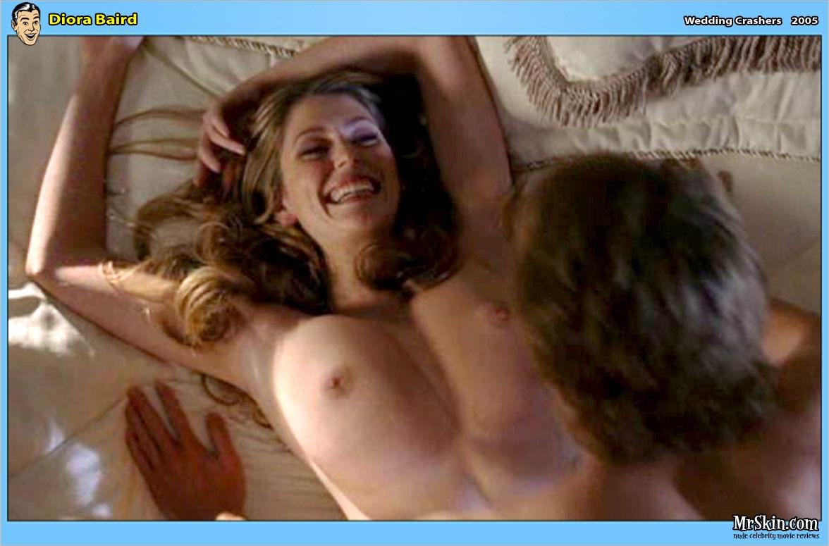 Diora Baird topless movie scenes - Free