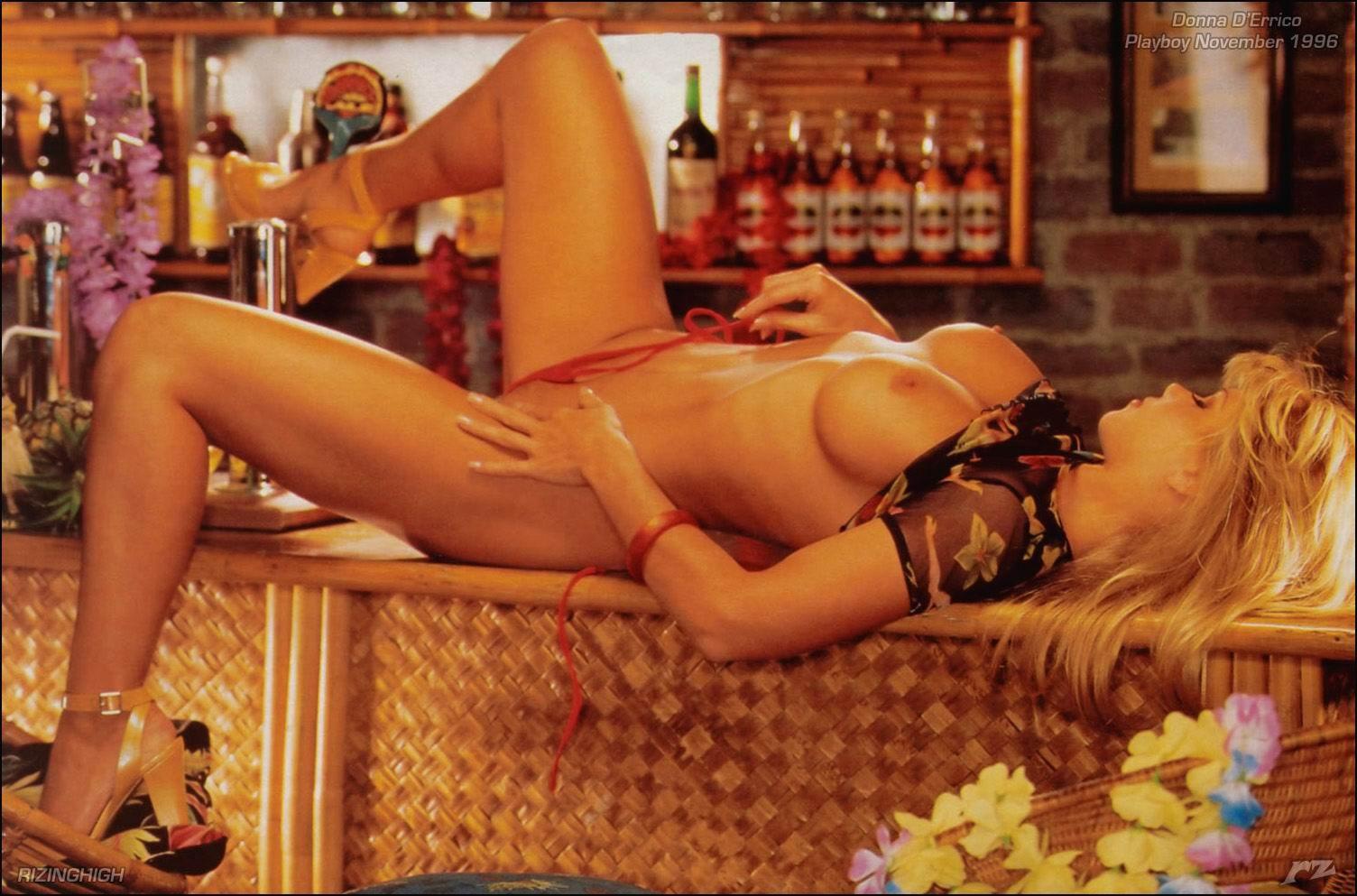 Donna D'Errico desnuda - Fotos y Vídeos - ImperiodeFamosas