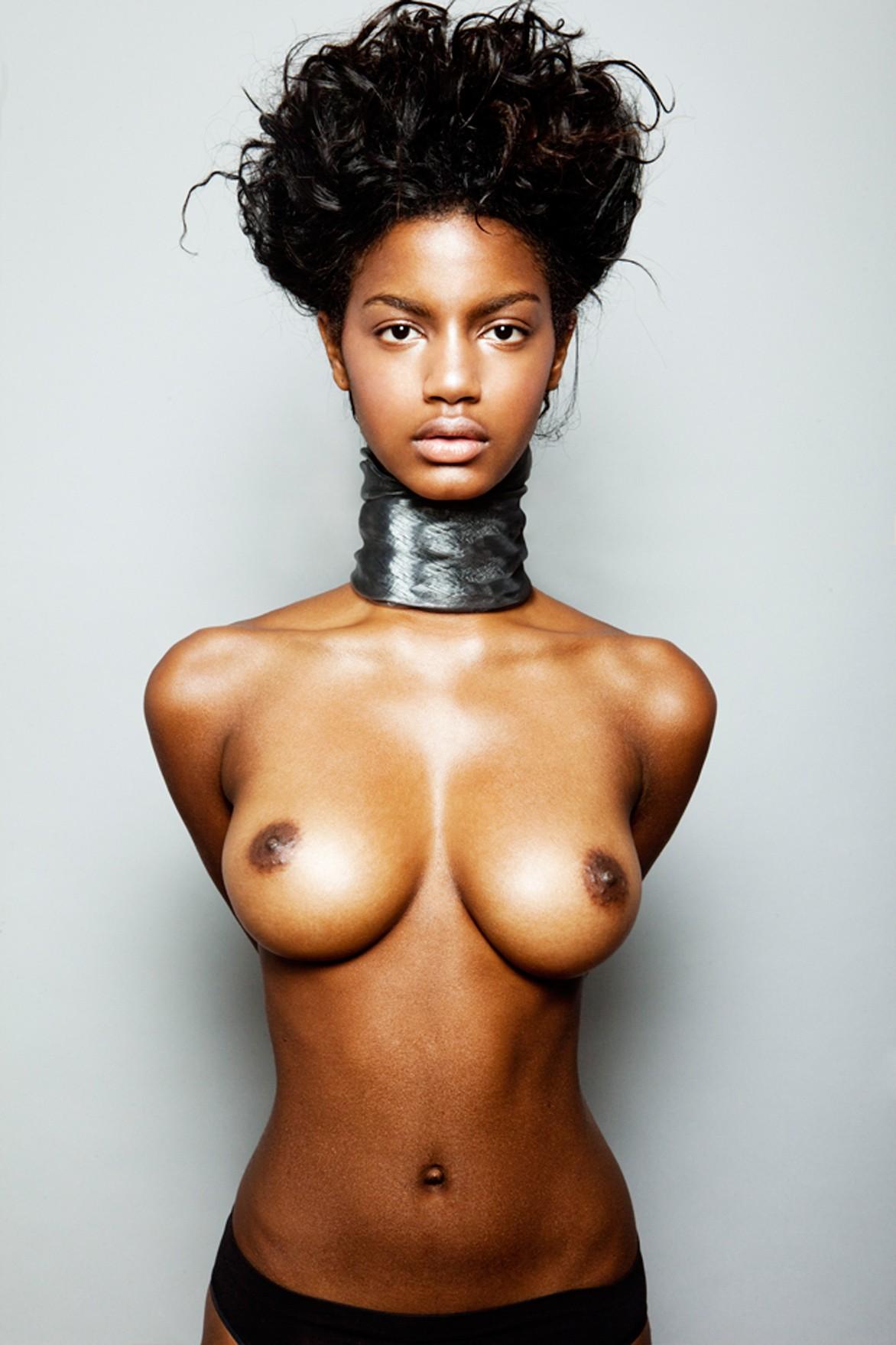 Hot Ebony Girls Nude