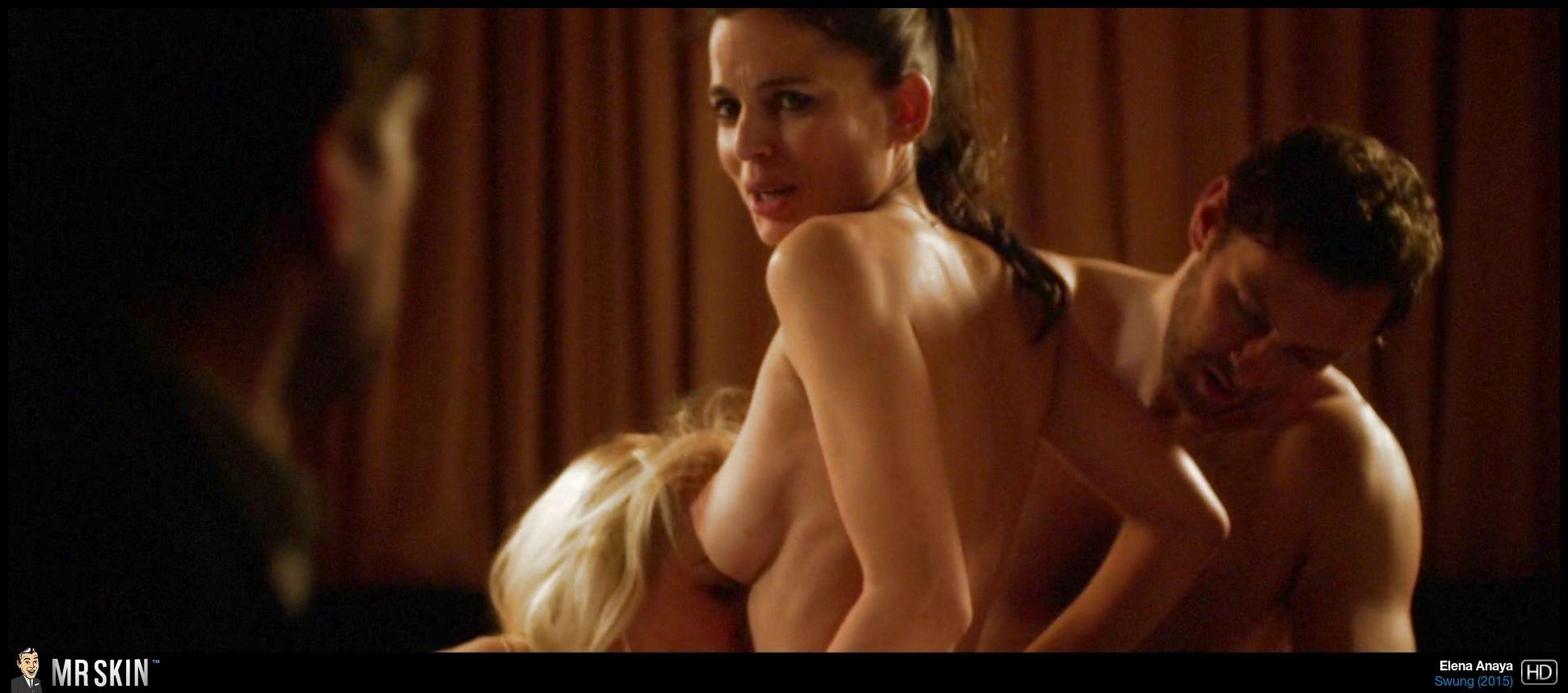elena naked