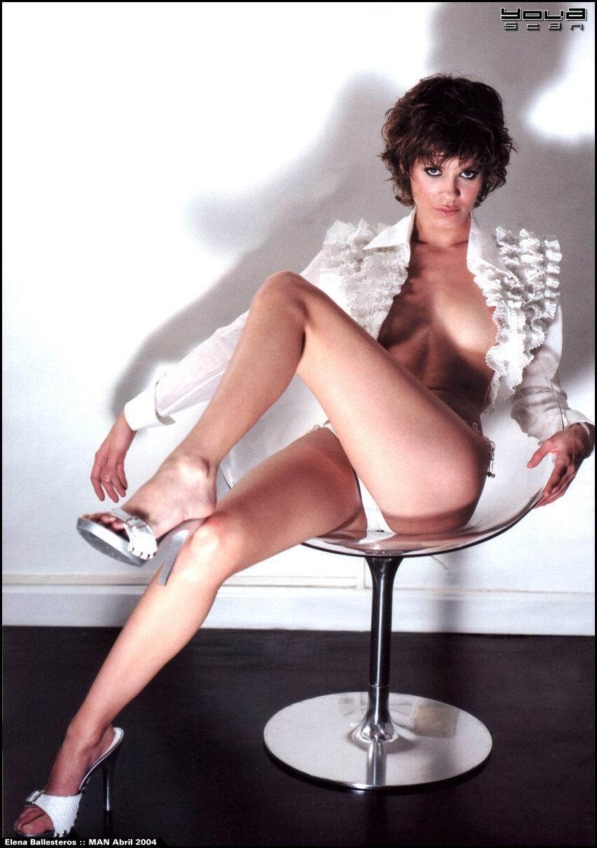 Elena Ballesteros Desnuda Página 6 Fotos Desnuda Descuido