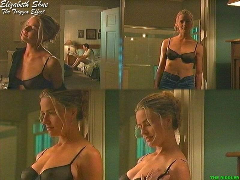 Nude elisabeth sex shue
