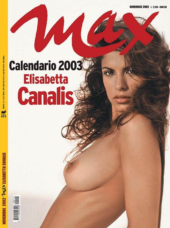 Elisabetta canalis video naked — pic 6