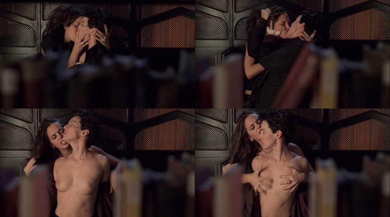 Eliza dushku nude celebrity sex tapes