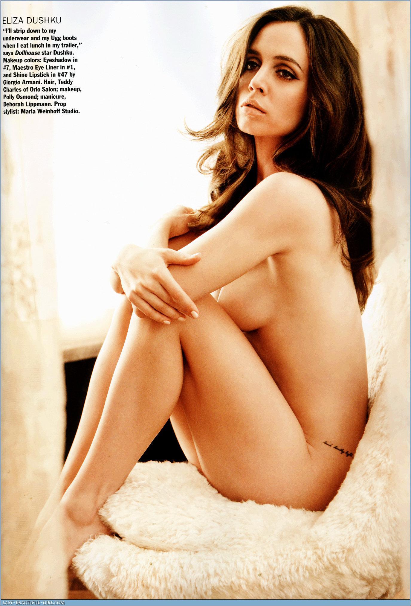 Eliza Dushku desnuda Imgenes, vdeos y grabaciones