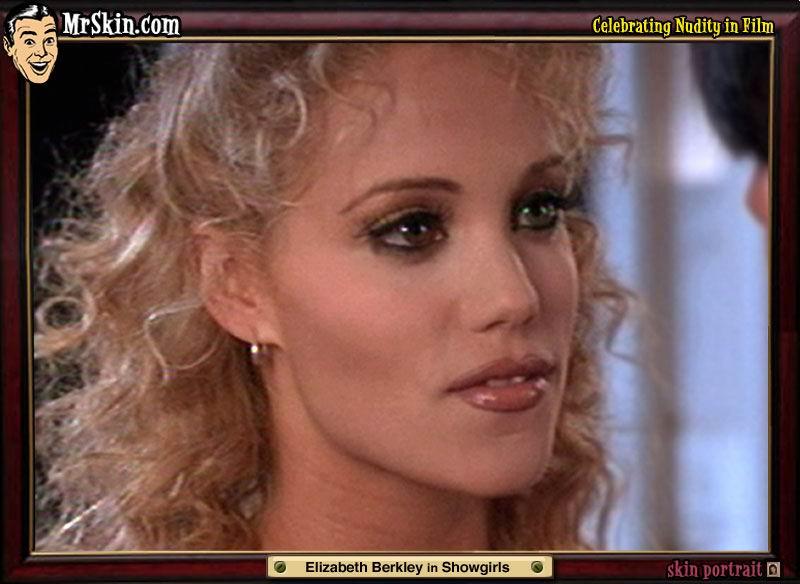 Elizabeth Berkley desnuda en Showgirls 1995 La