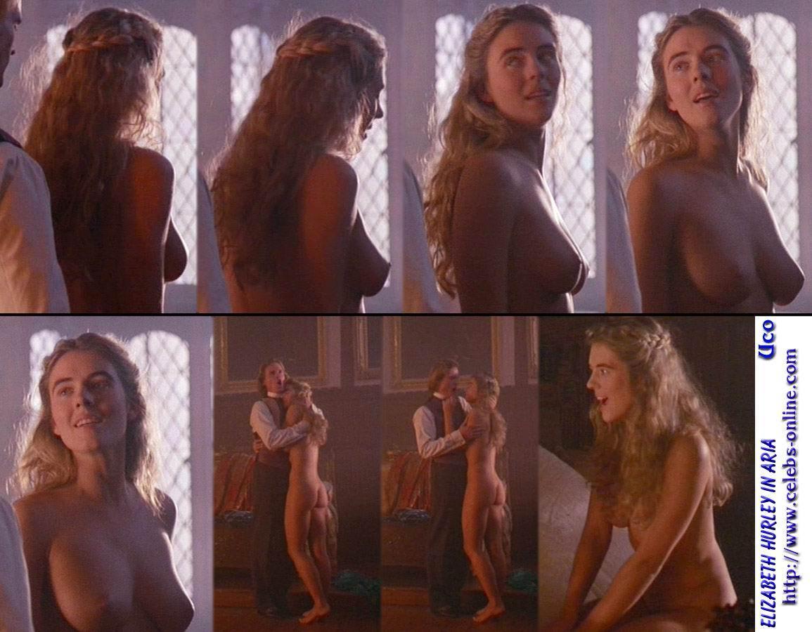 Elizabeth Mitchell Nude Fakes