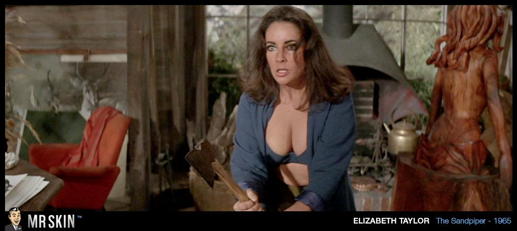 Taylor nackt Elizabeth  Elizabeth Taylor