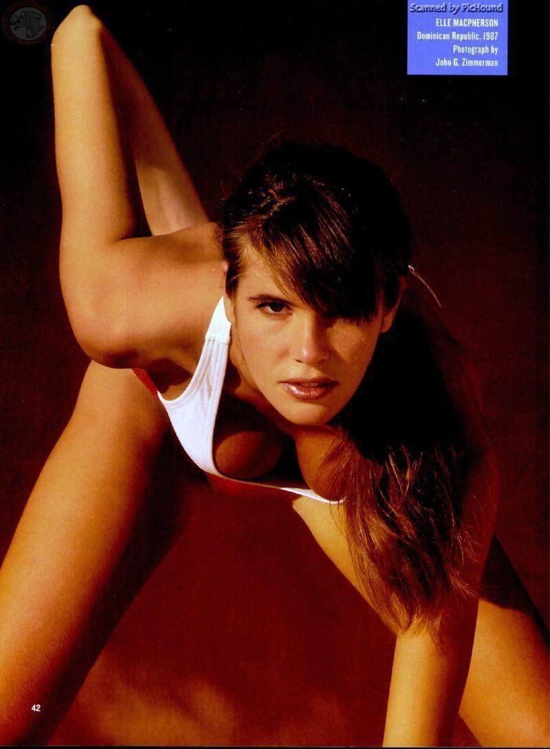 Elle Macpherson Nude - Page 9 Pictures, Naked, Oops -9432