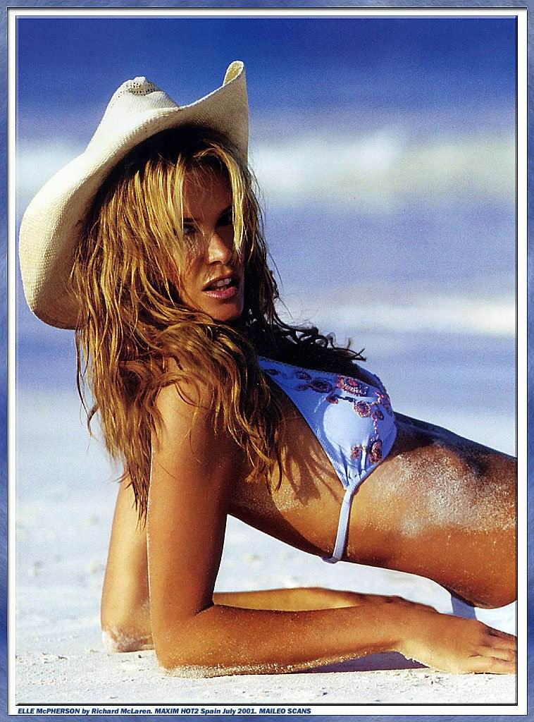 Elle Macpherson Nude - Page 5 Pictures, Naked, Oops -8015