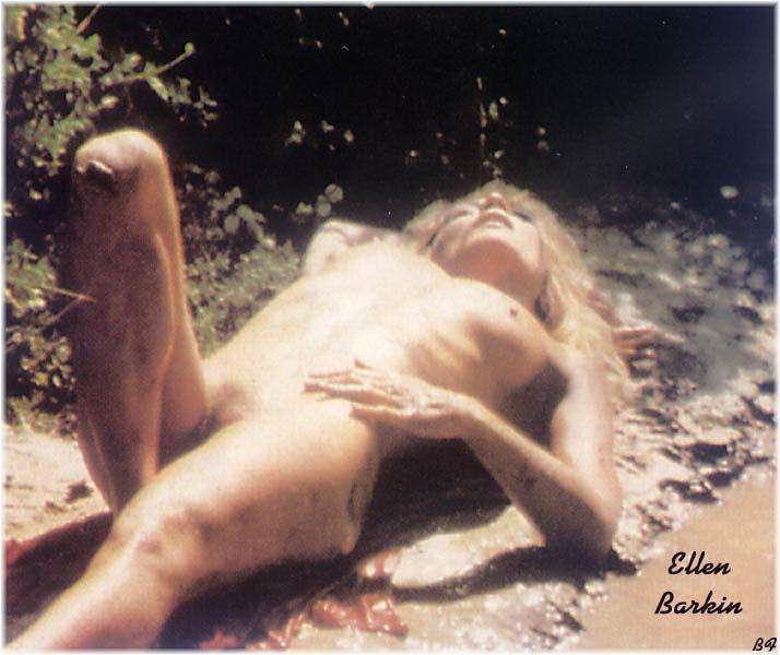 Peta wilson nude full frontal ellen barkin lesbian karen young nude