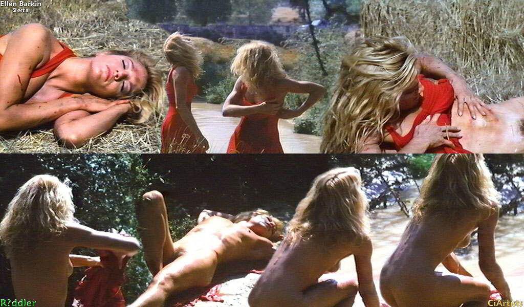 Ellen Barkin Responds To Terry Gilliam's Controversial Metoo Remarks