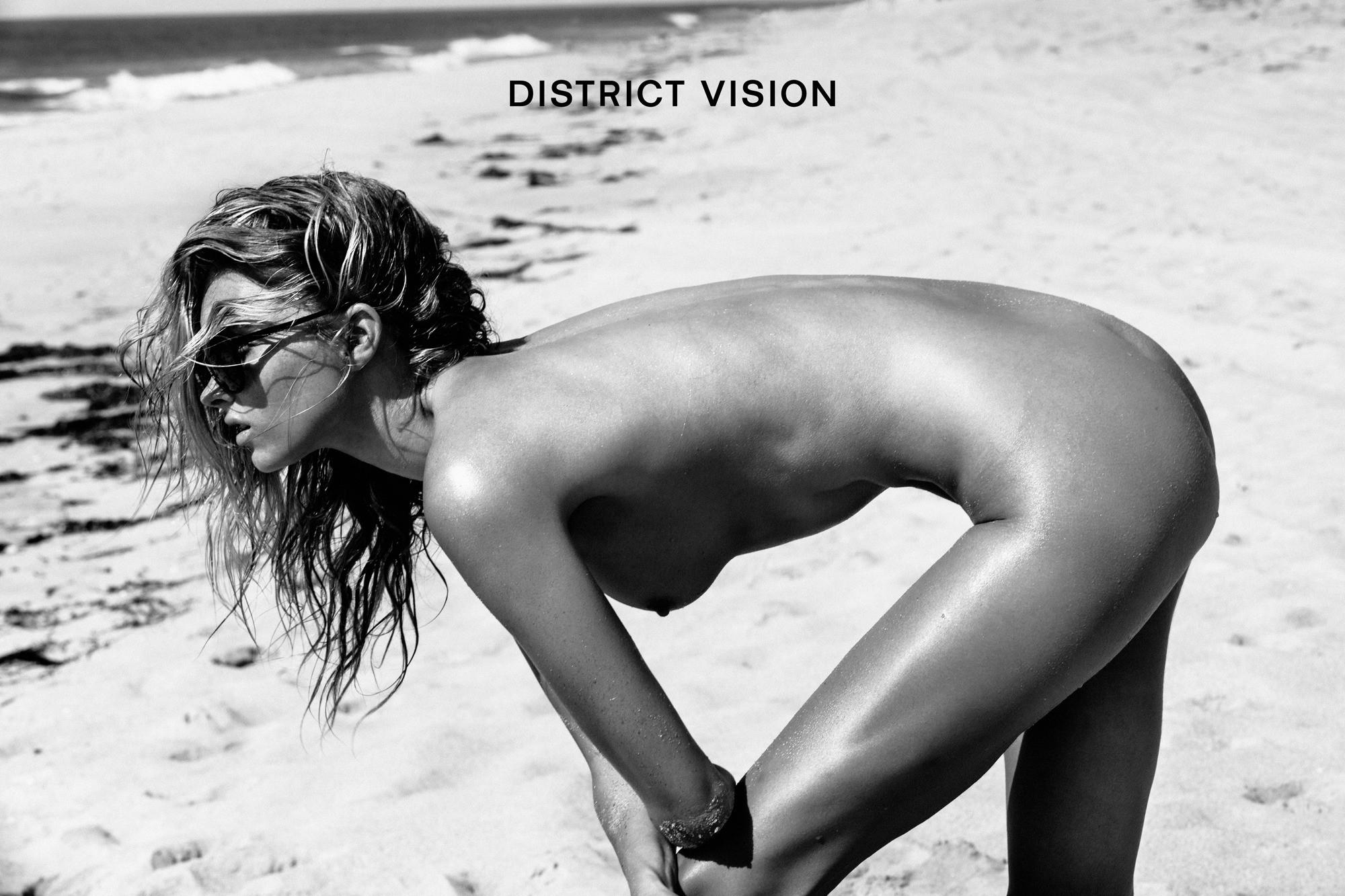 Watch Elsa hosk topless sexy 7 Photos video