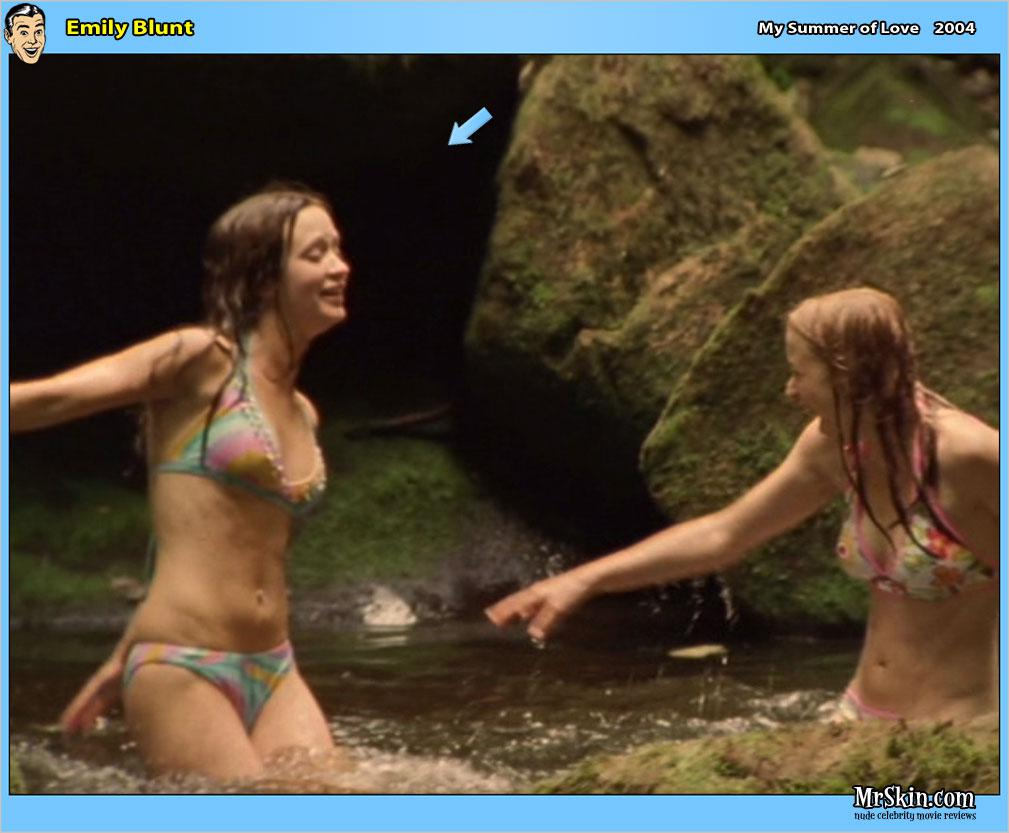 Emily Blunt Nude, Naked - Pics And Videos - Imperiodefamosas-5635