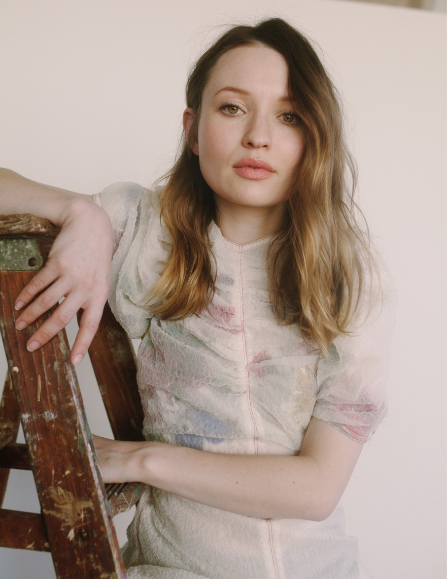 Emily browning plush - 4 6
