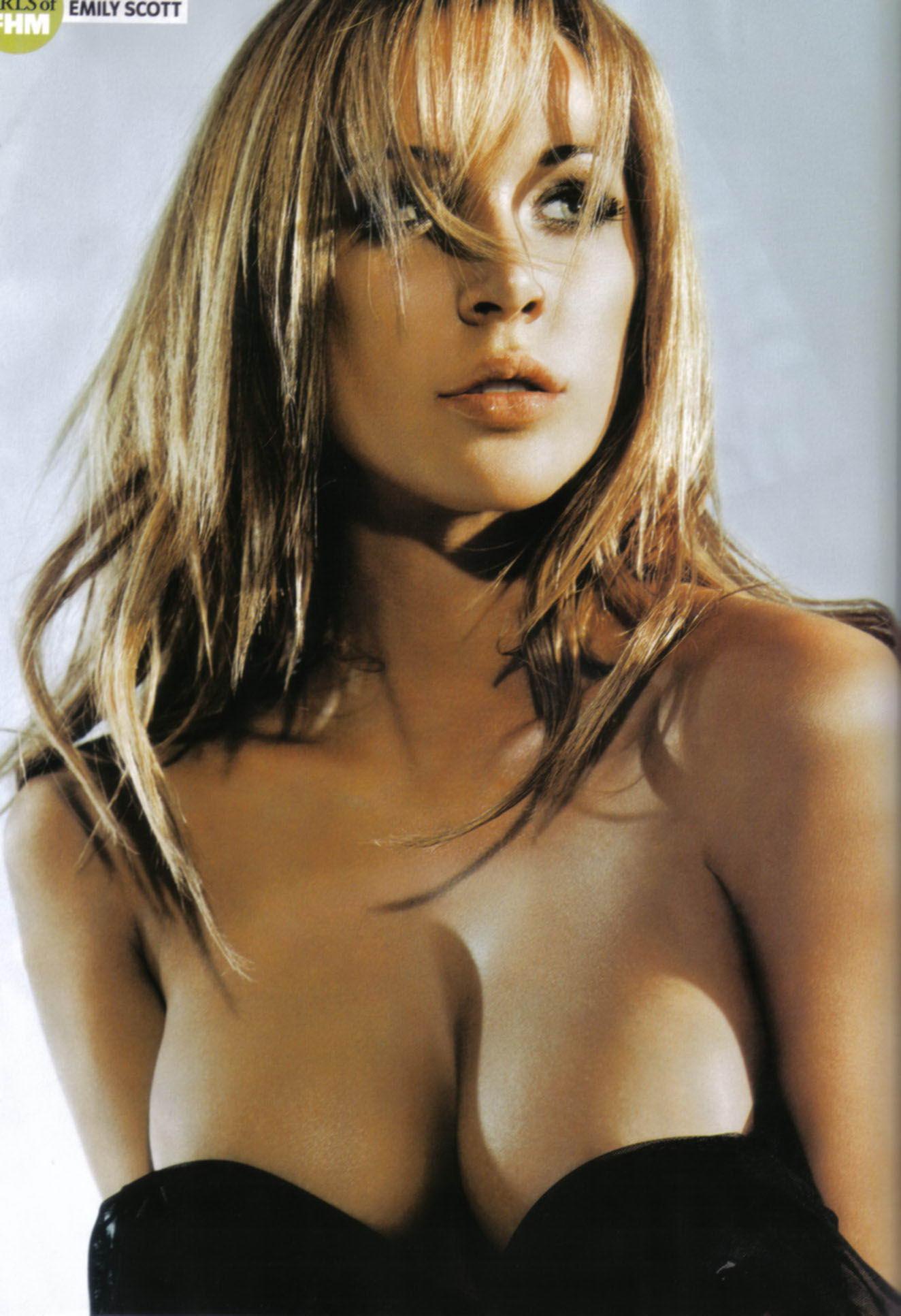 Emily scott nipples