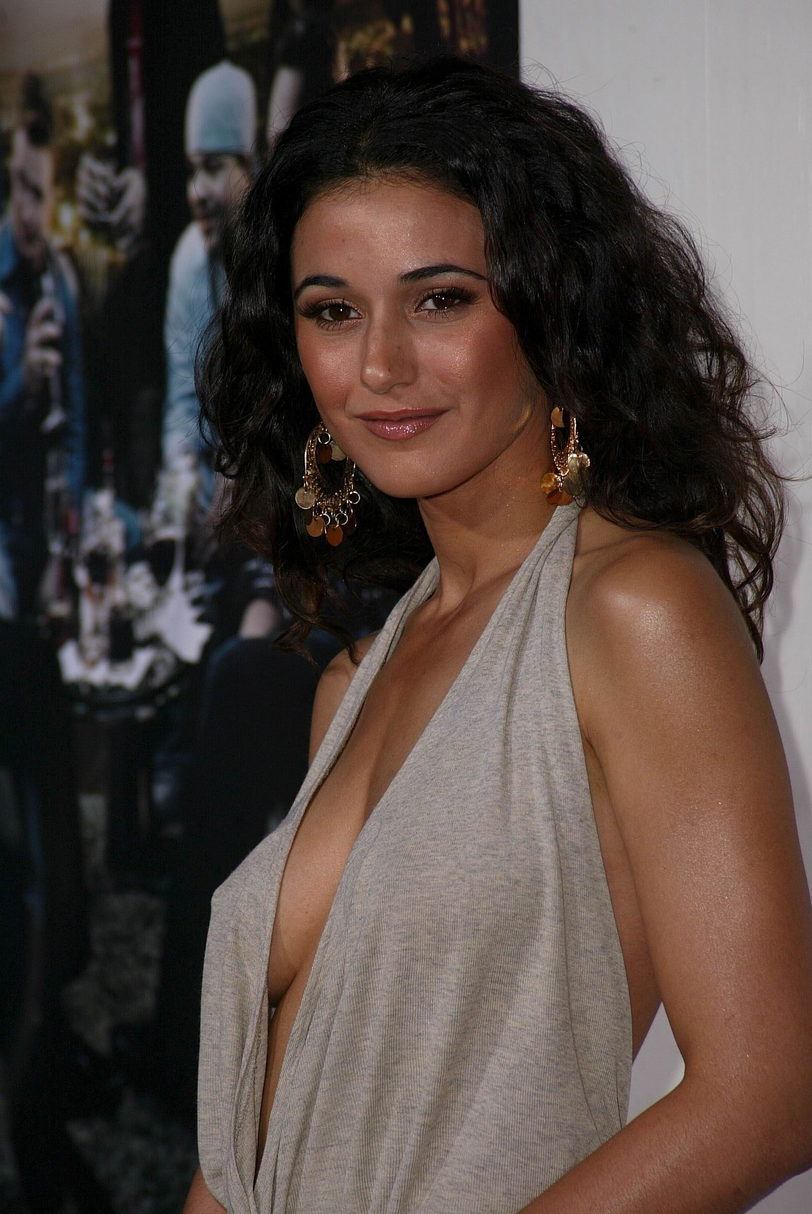Emmanuelle chriqui see through sexy