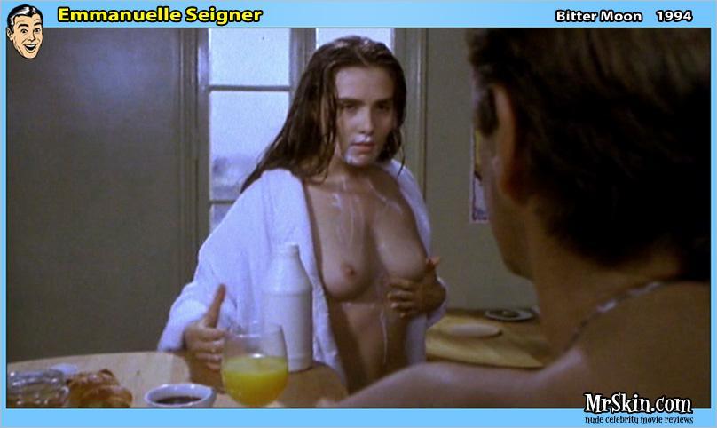 Emmanuelle Seigner Desnuda Página 3 Fotos Desnuda Descuido