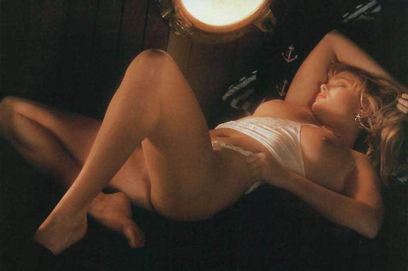 Turns Erika eleniak sex clip apologise, but