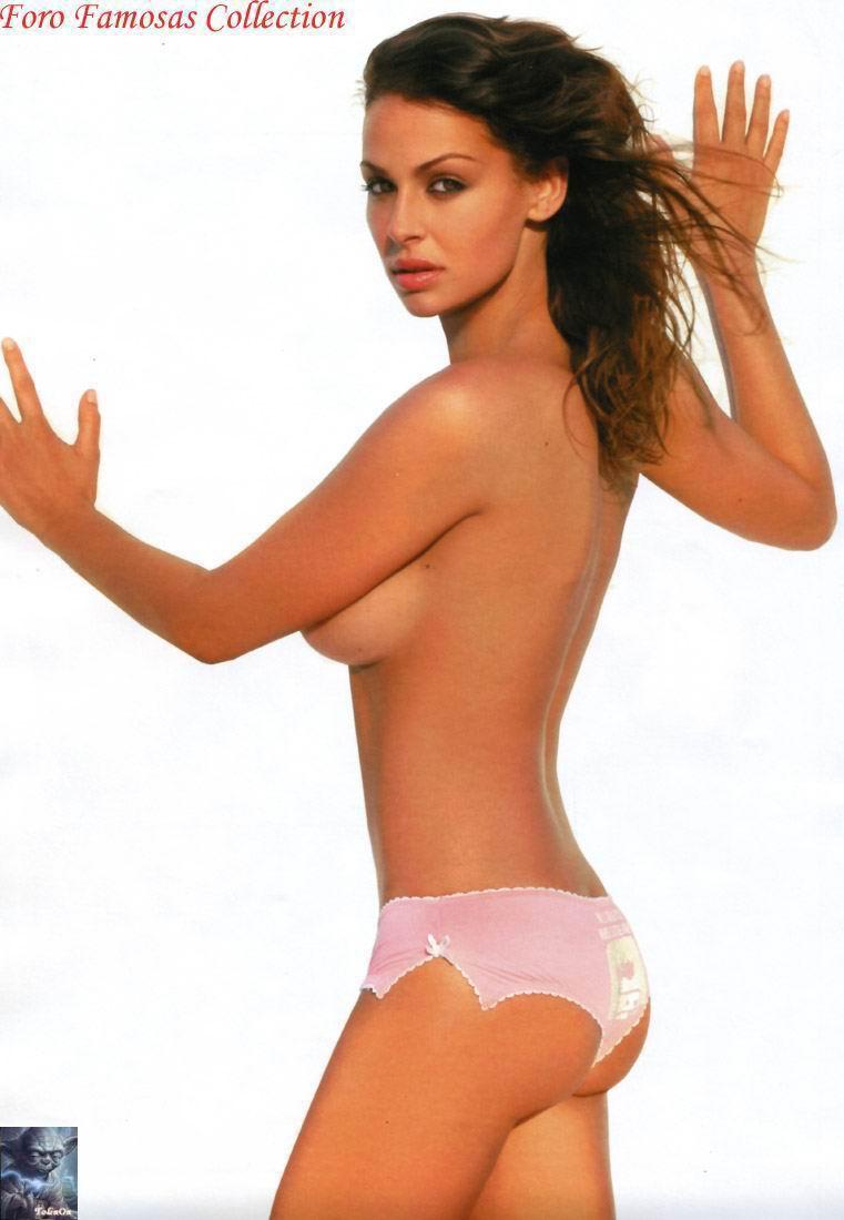 Gonzalez desnuda Eva
