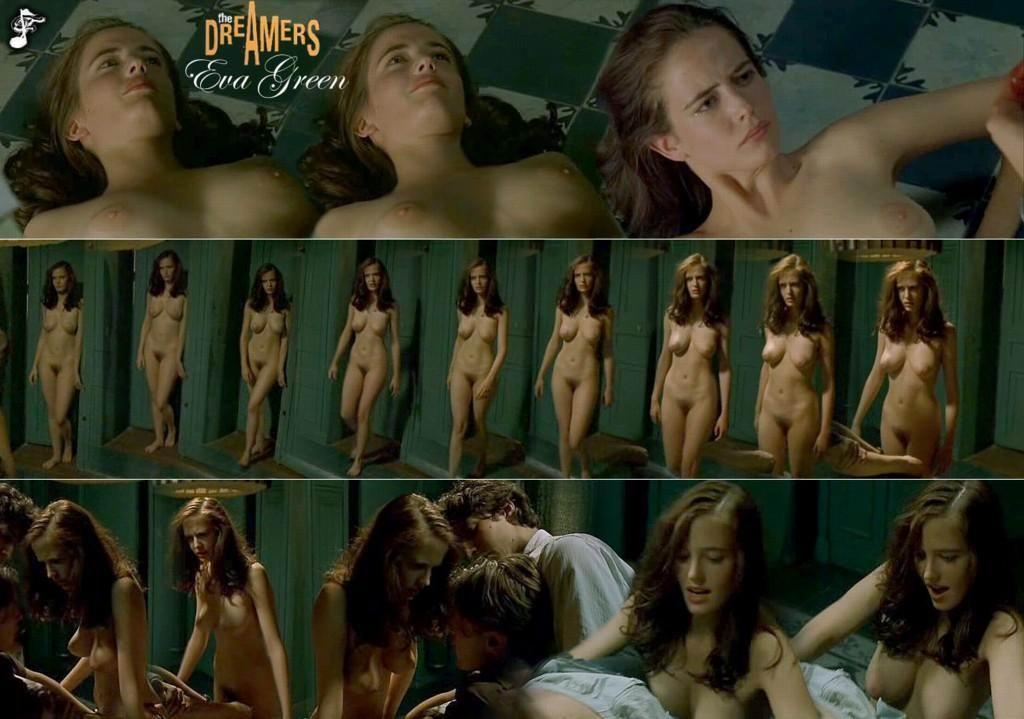Nude pics eva green sex scene video all black german