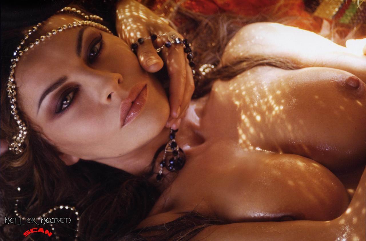 Grimaldi nackt Eva  Vintage nude,