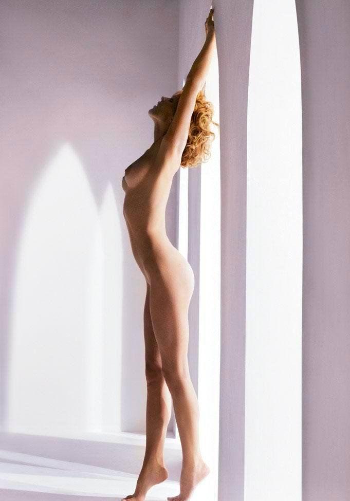 Eva herzigova nude pussy #5