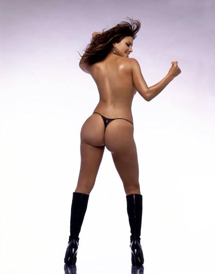 Fabiola nackt Campomanes (D) PLAYBOY