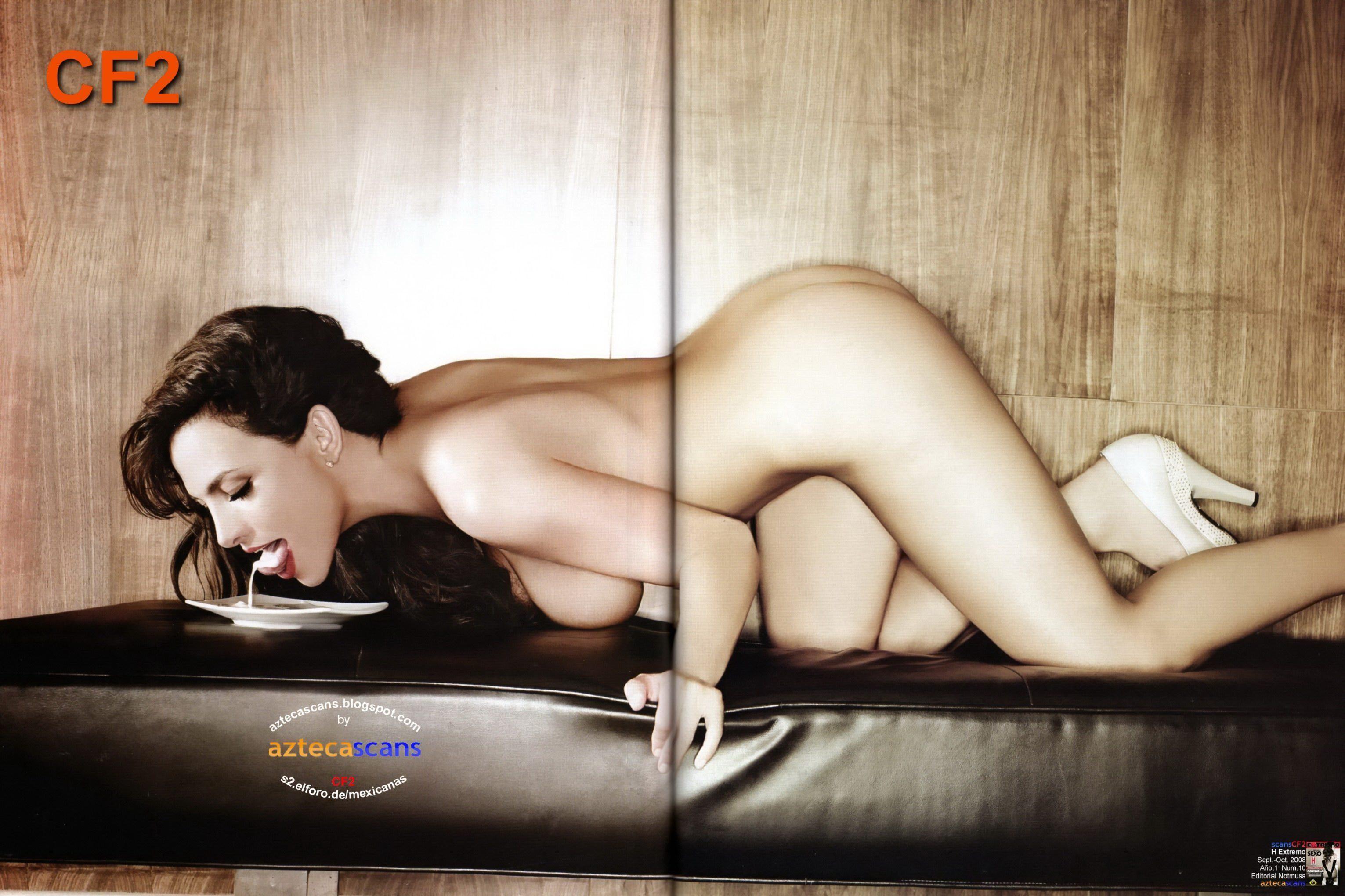 car show model nude