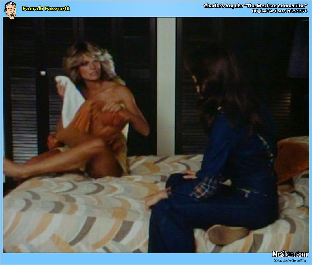 Farrah fawcett nude rape scene sexy movie