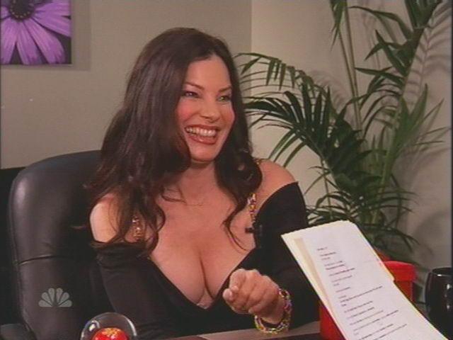 Fran Dresher La Niera Desnuda