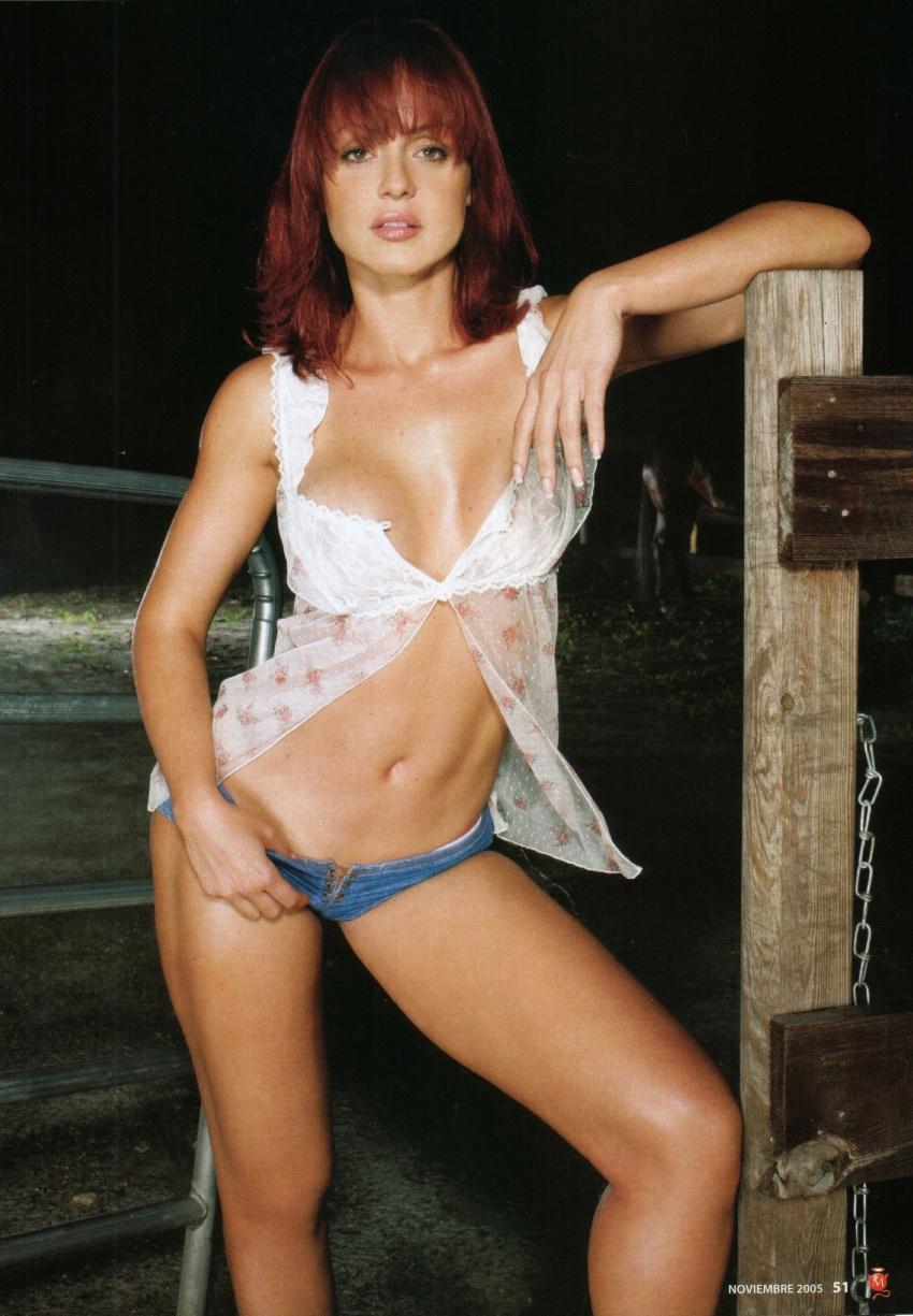 Gabriela Spanic Desnuda Y Mostrando Culazo En Lenceria Fotos