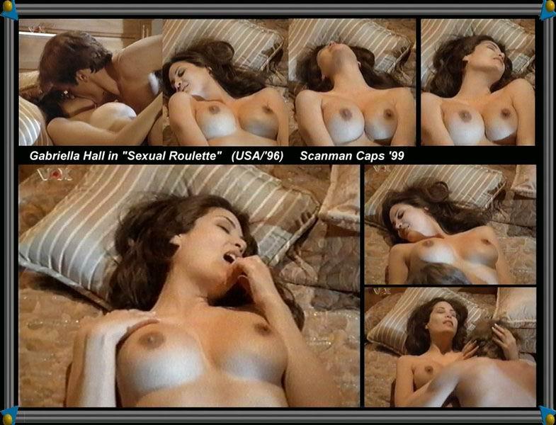 Nude gabriella hall Elizabeth Barondes,