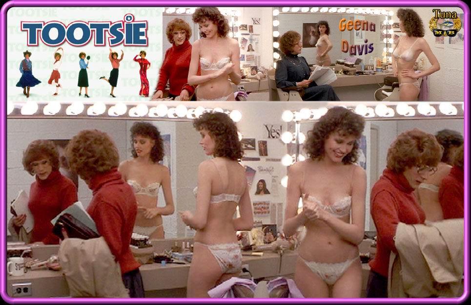 Geena Davis Desnuda Página 2 Fotos Desnuda Descuido Topless