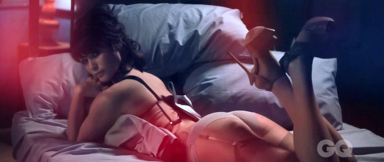 Gemma Arterton Desnuda P Gina Fotos Desnuda Descuido Topless Bikini