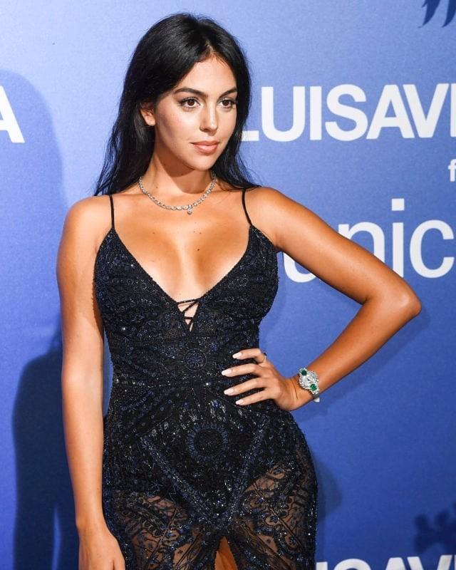 Georgina Rodriguez  nackt