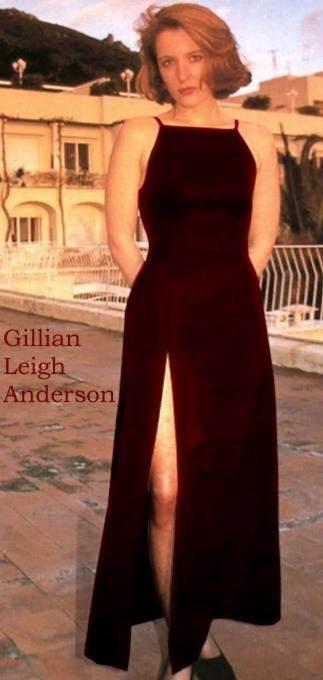 Jillian anderson desnuda fotos