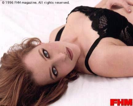 Gillian Anderson desnuda - Fotos y Vídeos -