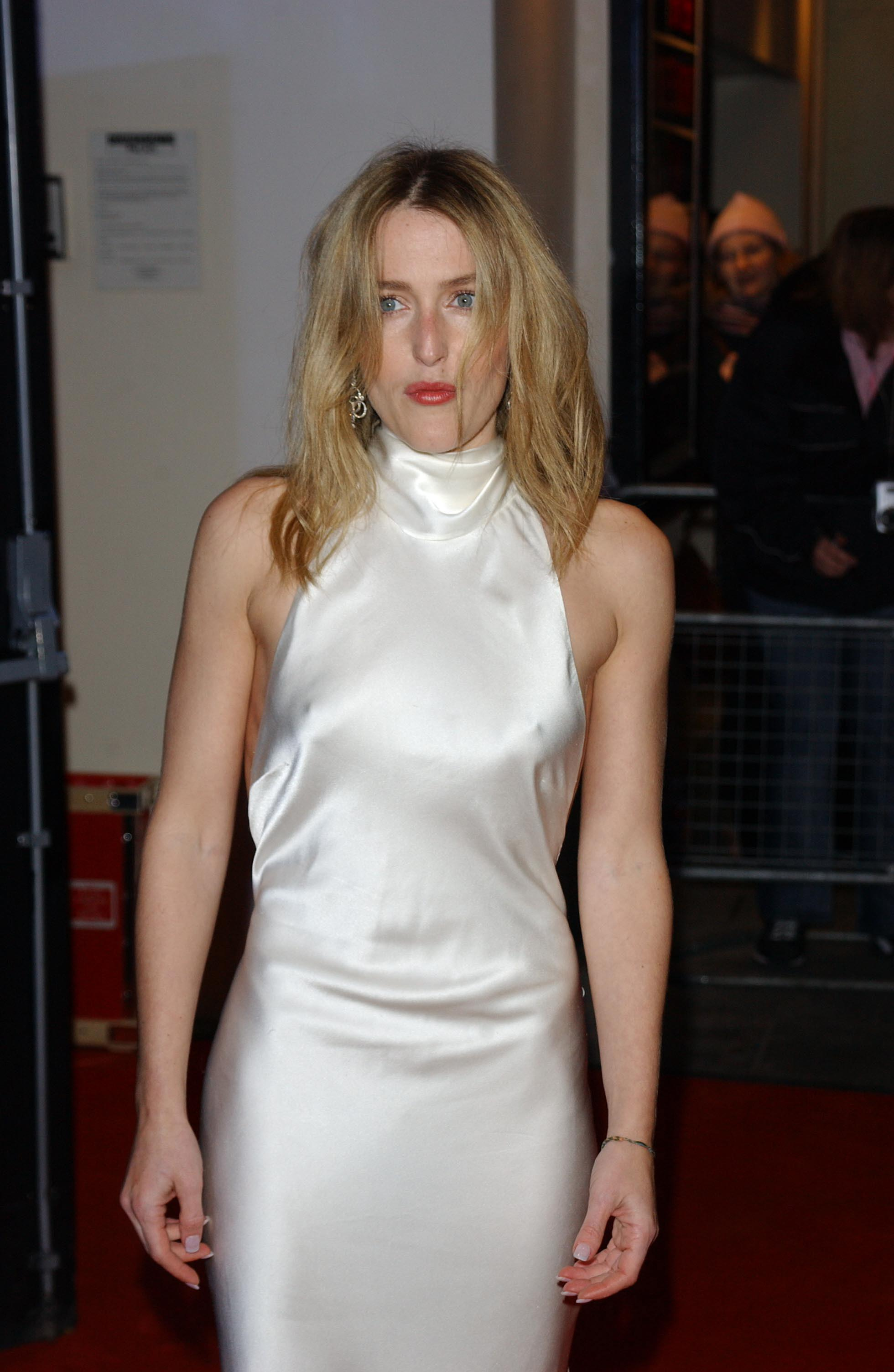 Gillian Anderson Nude, Naked - Pics And Videos -2294