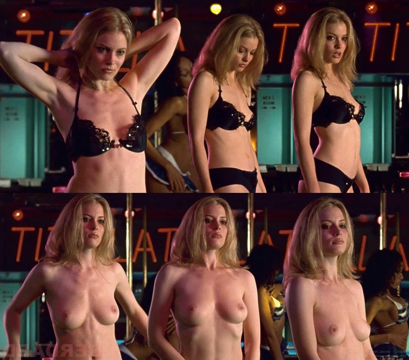 Gillian Jacobs desnuda en Asfixia 2008 La BiblioTeta