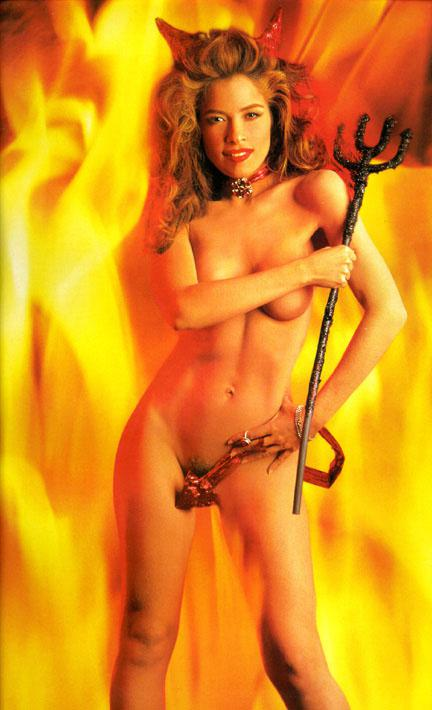 Tyra banks nude scenes