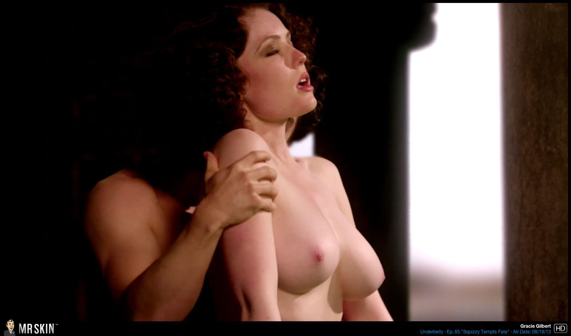 Gracie Gilbert Nude, Naked - Pics And Videos -5449