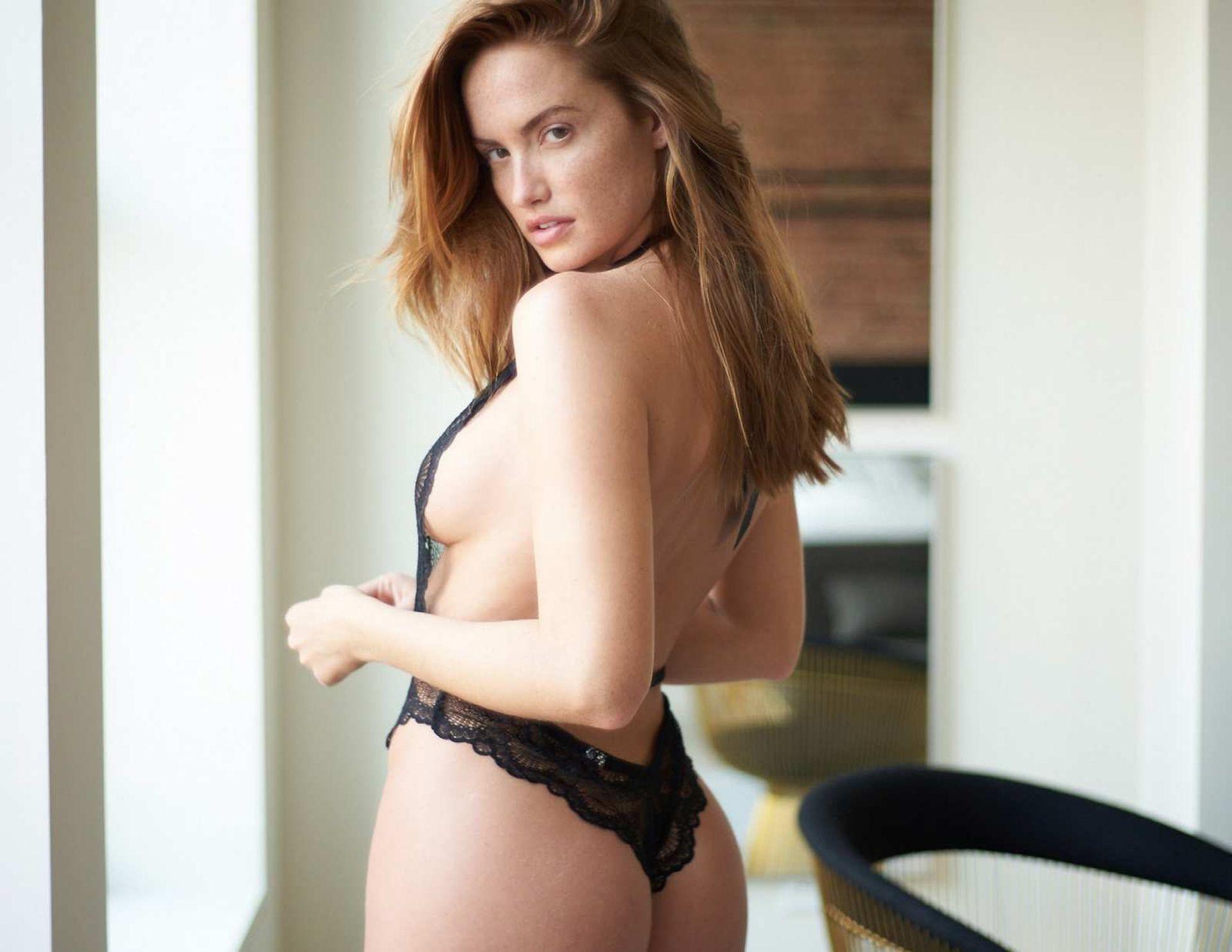 Haley joel nude