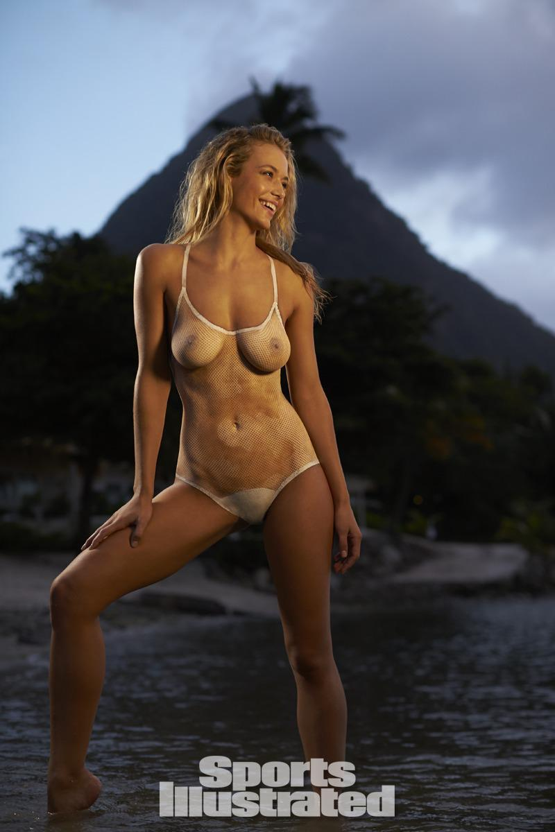 Hannah ferguson topless