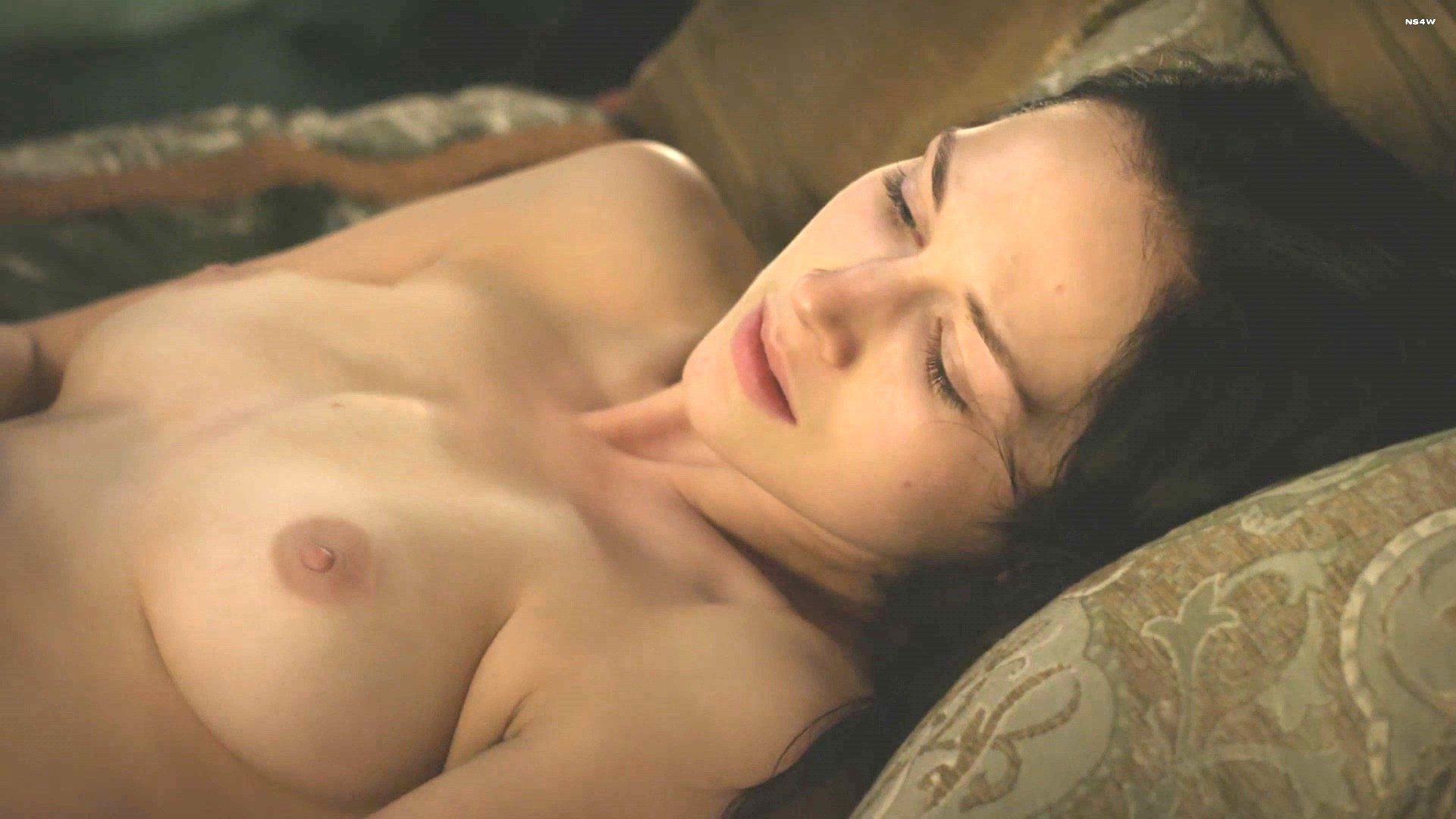 Most nude scenes by actress