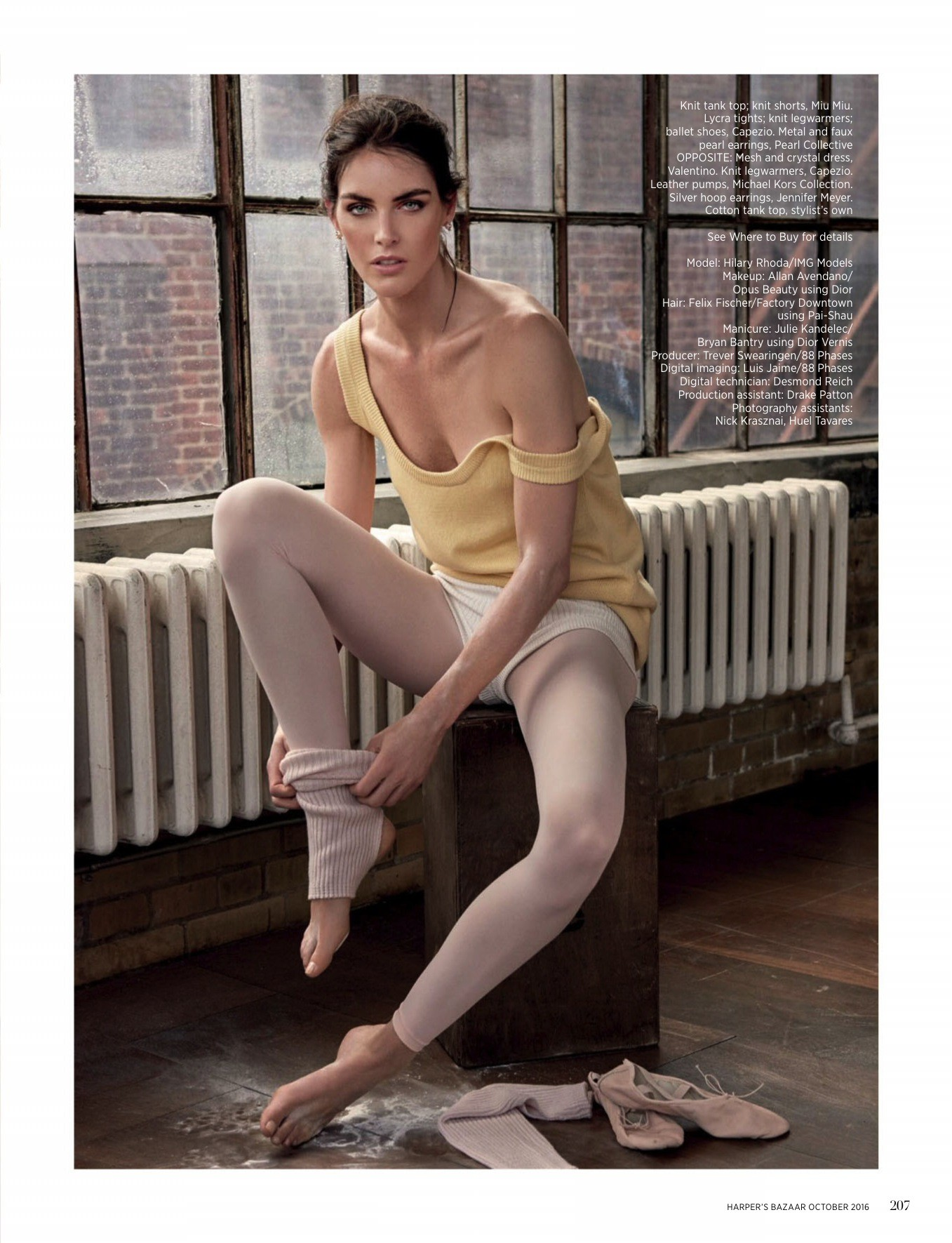 hilary rhoda naked pictures underscore depiction