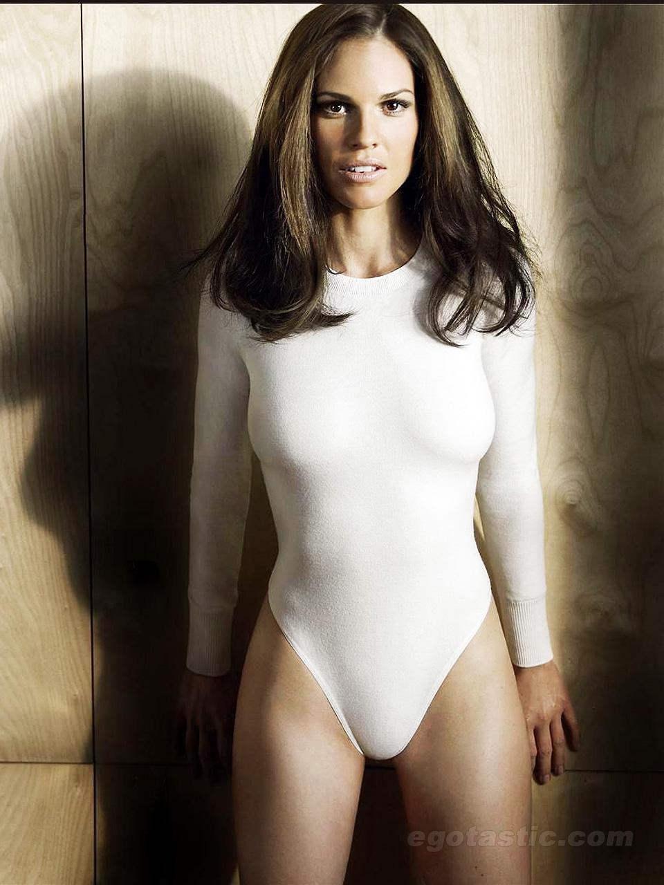 Hilary swank nudes